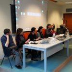 I relatori del seminario